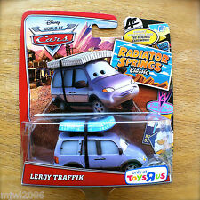 Disney PIXAR Cars LEROY TRAFFIK on RADIATOR SPRINGS CLASSIC TOYS R US mattress