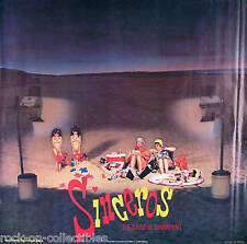 The Sinceros 1979 The Sound Of Sunbathing Original Promo Poster