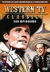 Western TV Classics (DVD, 2007) 150 Episodes Western Drama Set Of 12 DVDs - NEW