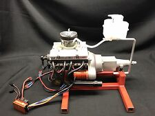 Conley 1/4 Scale V8 Running Engine With Stand