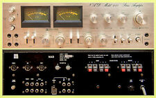 Amplificatore NAD 200 Dolby Stereo amplifier Vintage