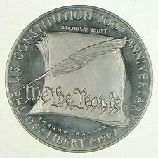 Proof 1987-S US Constitution Commemorative 90% Silver Dollar - Collectible *371