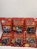 Lot Of 6 Racing Champions Nascar Diecast Cars 1996 1997 Edition 1:64 Scale