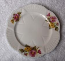 Shelley England china Begonia salad plate~Dainty shape-No reserve