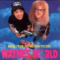 Soundtrack : Wayne's World: MUSIC FROM THE MOTION PICTURE CD (1992)