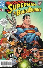 Superman And Bugs Bunny #1 (VFN)`00 Evanier/ Staton
