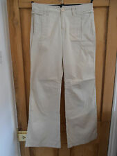 Fabulous Mexx Trousers 100% cotton size 14 NEW.