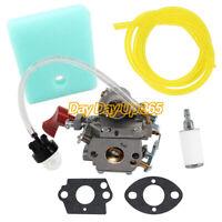 Carburetor Kit For Craftsman Poulan PP330 PPB330 PPB335 Rep 545189502 545008042