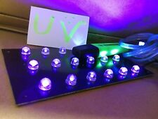 ultra violet scanner light UV Disinfection light 18 UV led  DIY PCB