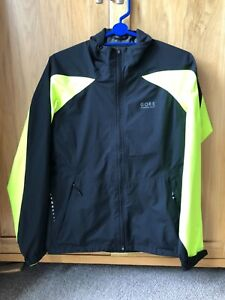 Women's Gore Hi Vis Gor-tex  Paclite Running Jacket Shell UK Size 12
