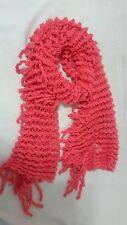 Winter Fashion knitted & fringed scarves!  various colours! !