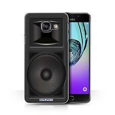 Hülle/Case für Samsung Galaxy A3 (2016)/Studio Monitor/Lautsprecher Design