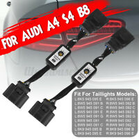 Semi Dynamische Blinker Laufblinker LED Rückleuchten Modul Für Audi A4 S4 B8  M