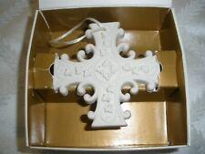 Usa Vintage 1999 Margaret Furlong Cross Everlasting Hope T2210