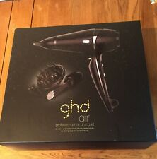 ghd Air Hair Drying kit- Professional Hairdryer (Black) With Diffuser