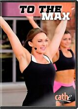 Cathe Friedrich's To The Max DVD
