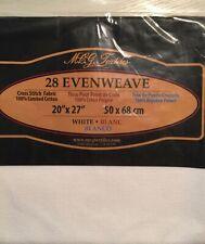 M.C.G. Textiles - 28ct Evenweave