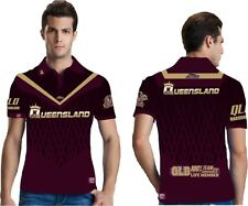 State of origin Qld Life Member Polo shirt