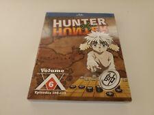 Hunter X Hunter: Set 6 [New Blu-ray] Full Frame, 2 Pack New and Seal