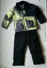 ski suit,BODY GLOVE snow board jacket,CLIMATE CONTROL bib pants,boys M 12