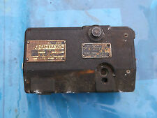 ww2 raf usaaf p51 mustang gun camera dated 1942 no lenz