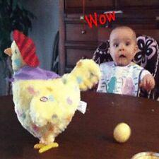 A Hen Funny Chicken Toy Trick Hen Lay Egg Shocker Joke Gift Children Anti Stress