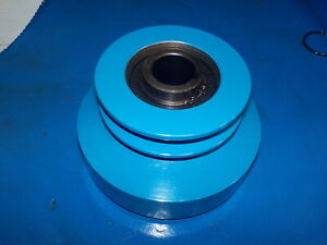 """CENTRIFUGAL CLUTCH HEAVY DUTY DOUBLE GROOVE (B) 1-1/8"""" BORE 30 HP BRAND NEW !"""