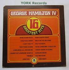 GEORGE HAMILTON IV - 16 Greatest Hits - Excellent Con LP Record ABC ABCX-750