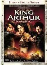KING ARTHUR: DIRECTOR'S CUT Clive Owen, Keira Knightly DVD NEW