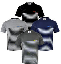 Unbranded Loose Fit Striped T-Shirts for Men