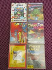 AMSTRAD CPC 464 - 664 - 6128 - Software -  Tapes / Cassettes -  FREE UK P&P