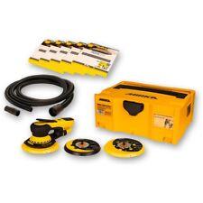Mirka Deros DECO soluzione KIT Mirka Deros 5650CV Levigatrice elettrica per aspirapolvere 125/150m