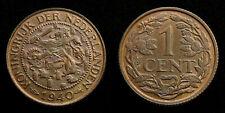 Netherlands - 1 Cent 1940 originele muntkleur