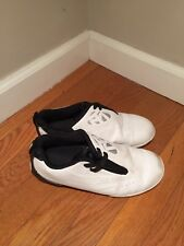 Mooto Drive 2 Martial Arts Indoor Shoes Youth Size 6 White W/black