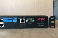 APC AP9340 APC Environmental Manager with Brackets APC AP 9340