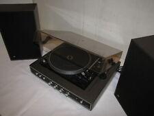 DUAL HS 148 Stereoanlage mit Plattenspieler 1257 und Boxen Lautsprecher L 216-1
