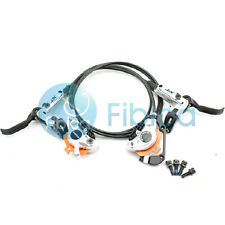 New Shimano Deore XT BL+BR-M785 Hydraulic Disc Brake with cooling fin for M780