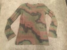 Used several times LGB camouflage top-size XL????