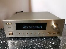 Teac T-H500 Stereo Separate Tuner. AM/FM Radio Tuner. Gold. Vintage 1990s.