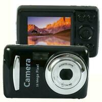 Digital Camera Mini compact 16MP 1080P HD 2.4''TFT Camcorder LCD Kid Gifts Best