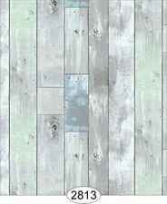 3106 DOLLHOUSE WALLPAPER 1:12 SCALE WOOD FLOORING-PINE VERTICAL STRIPES