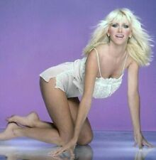 SUZANNE SOMERS - IN WHITE LINGERIE ON ALL 4's !!!