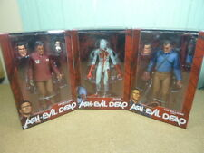 Neca Ash Williams vs Evil Dead Series 1 Set of 3 Hero Value Stop Eligos figures
