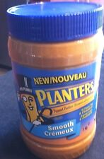 Planters Peanut Butter Smooth    1  KG  (2,20462262 lb)