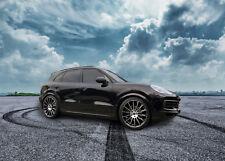 Stylus BFP Alufelgen 10+11x  22 Zoll 5x130 Porsche Cayenne  9YA 92A GTS Turbo
