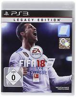 PS3 Spiel EA Sports FIFA 18 2018 - Legacy Edition Fußball NEUWARE