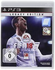 PS3 JUEGO EA SPORTS FIFA 18 2018 - Legacy Edition Fußball Producto NUEVO