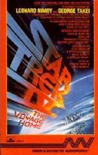VOYAGE HOME  Vonda N. McIntyre (1987, Cassette, Abridged) STAR TREK IV - NEW