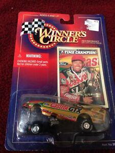 1998 Winner's Circle Nascar 7 Time Champion John Force Castrol GTX