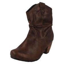 41 stivali da cowboy da donna con tacco medio (3,9-7 cm)